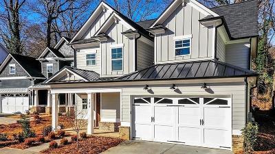 Atlanta Single Family Home For Sale: 155 Candler Road SE