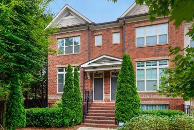 Atlanta Condo/Townhouse For Sale: 2253 Lavista Court
