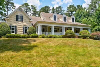 Milton Single Family Home For Sale: 16082 Freemanville Road