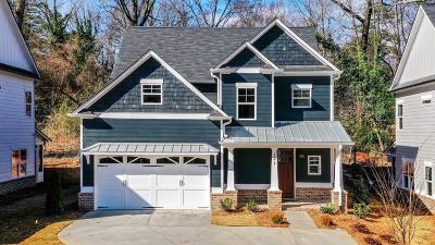 Atlanta Single Family Home For Sale: 161 Candler Road SE