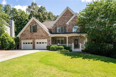 Acworth Single Family Home For Sale: 1908 Flat Creek Court