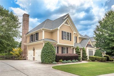 Cobb County Single Family Home For Sale: 4095 Hill House Road SW