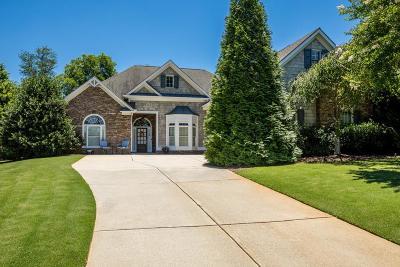 Marietta Single Family Home For Sale: 4654 Jefferson Ridge Way