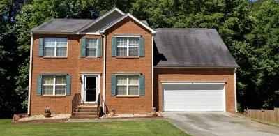 Kennesaw Single Family Home For Sale: 441 Two Iron Trail