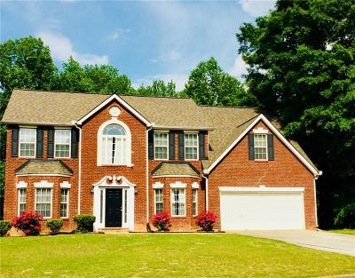 College Park Single Family Home For Sale: 5215 Willow Park Boulevard
