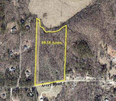 Canton Residential Lots & Land For Sale: Avery Road