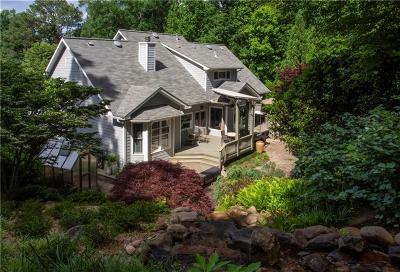Brookhaven Single Family Home For Sale: 4410 Ashwoody Trail NE