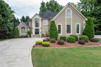 Johns Creek Single Family Home For Sale: 130 Pro Terrace