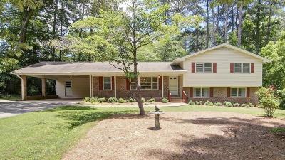 Marietta Single Family Home For Sale: 2930 SE Meade Circle SE