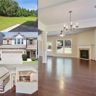 Alpharetta Single Family Home For Sale: 4895 Mistybrooke Court