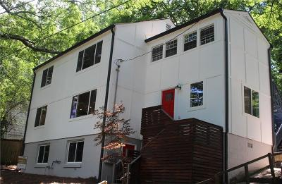 Atlanta Single Family Home For Sale: 26 Rockmart Drive NW