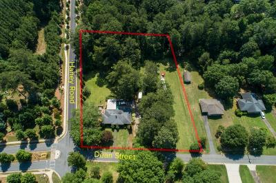 Woodstock Residential Lots & Land For Sale: 114 Dean Street E