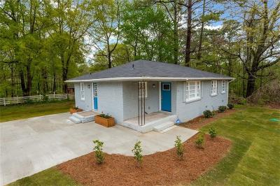 Covington Single Family Home For Sale: 10264 Old Atlanta Highway