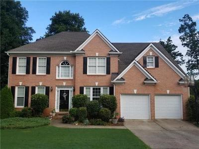 Marietta Single Family Home For Sale: 1393 Crown Terrace