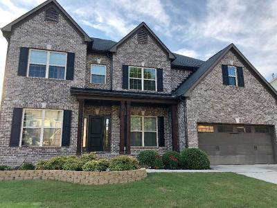 Cumming Single Family Home For Sale: 4510 Idlewood Drive