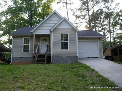 Atlanta Single Family Home For Sale: 2535 Rex Avenue