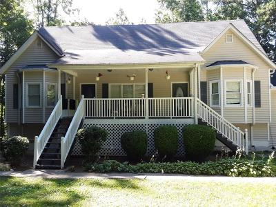 Hiram Single Family Home For Sale: 7511 Ridge Road