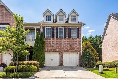 Dunwoody Condo/Townhouse For Sale: 1298 Village Terrace Court