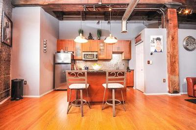 Atlanta Condo/Townhouse For Sale: 326 Nelson Street