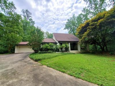 Carrollton Single Family Home For Sale: 103 N Ole Hickory Trail