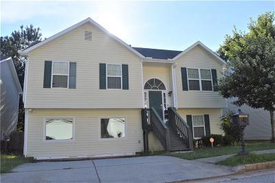 Covington Single Family Home For Sale: 10122 Jefferson Village Drive SW