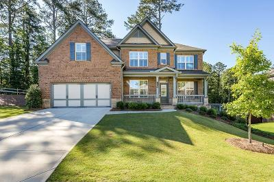 Kennesaw Single Family Home For Sale: 1196 Smithwell Point NW
