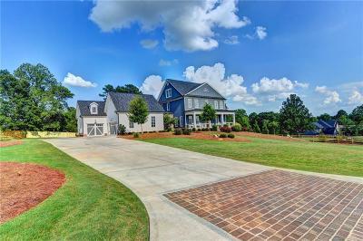 Cumming Single Family Home For Sale: 2230 Sharon Estates Drive