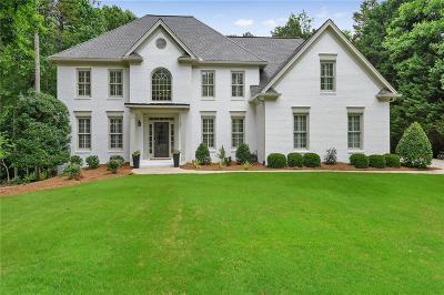 Milton Single Family Home For Sale: 1670 Highgrove Club Drive