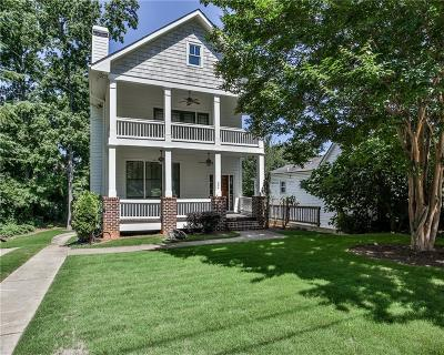 Decatur Single Family Home For Sale: 234 Madison Avenue