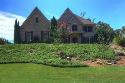 Cumming Single Family Home For Sale: 3110 Aldridge Court