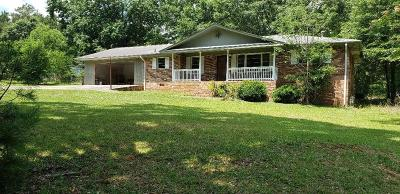Single Family Home For Sale: 195 Galloway Road