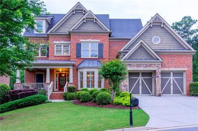 Cumming Single Family Home For Sale: 3250 Seven Oaks Drive