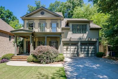 Brookhaven Single Family Home For Sale: 1796 Georgian Terrace
