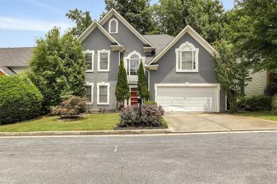 Atlanta Single Family Home For Sale: 3291 Rose Ridge