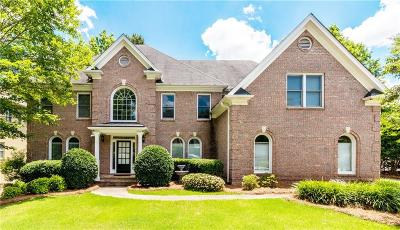 Alpharetta Single Family Home For Sale: 5555 Commons Lane