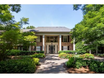 Brookhaven Condo/Townhouse For Sale: 3650 Ashford Dunwoody Road NE #326