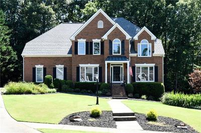 Kennesaw Single Family Home For Sale: 4046 Palisades Main NW