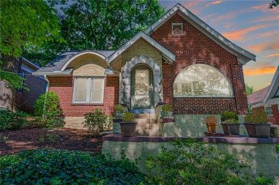 Morningside Single Family Home For Sale: 1270 Monroe Drive NE