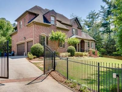 Cobb County Single Family Home For Sale: 4576 Paper Mill Road SE