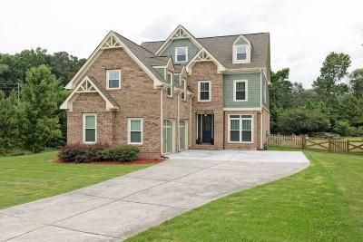 Acworth Single Family Home For Sale: 45 Silvercrest Drive