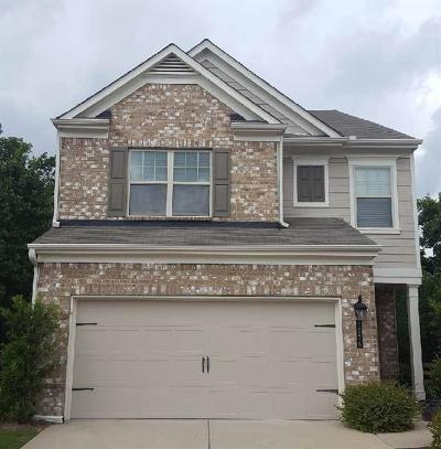 Forsyth County, Gwinnett County Single Family Home For Sale: 1276 Image Crossing