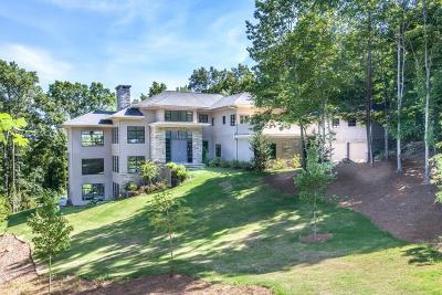 Marietta Single Family Home For Sale: 4708 Green River Court NE