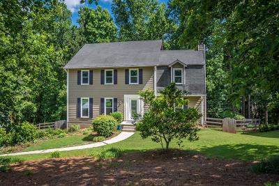 Marietta Single Family Home For Sale: 1428 Brookcliff Drive