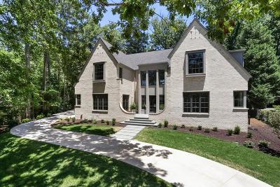 Morningside Single Family Home For Sale: 1731 Wildwood Road NE