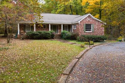 Cobb County Single Family Home For Sale: 2020 Allgood Road NE