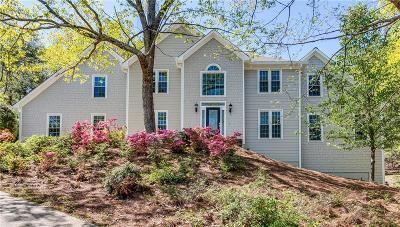 Marietta Single Family Home For Sale: 4533 High Rock Terrace