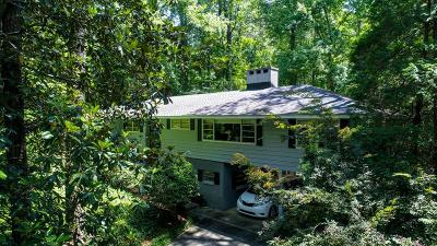 Atlanta Single Family Home For Sale: 5211 Powers Ferry Road