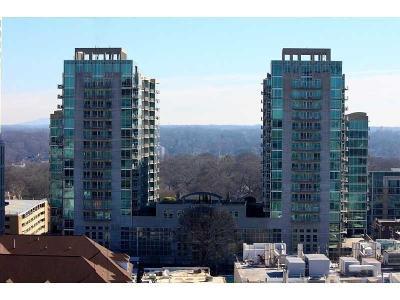 Midtown Condo/Townhouse For Sale: 923 Peachtree Street NE #836