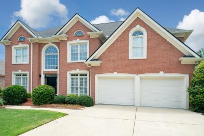 Cobb County Single Family Home For Sale: 3704 Baccurate Way