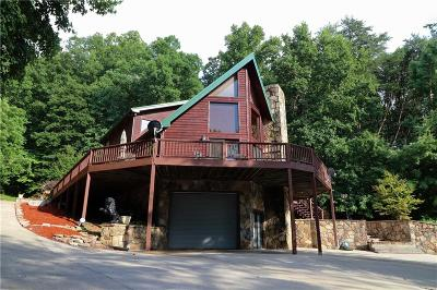 Chatsworth Single Family Home For Sale: 1796 Crandall Ellijay Road